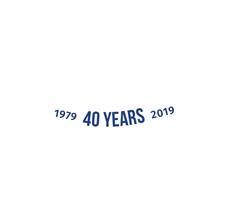IFI 40th Anniversary logo