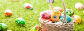 Include Internationals in an Easter Egg Hunt