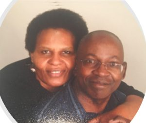 Samson and Patricia Wasao
